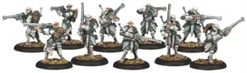 Retribution Houseguard Riflemen BOX