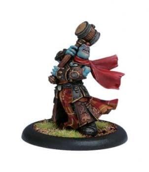 Trollblood Warlock Grissel Bloodsong BLI