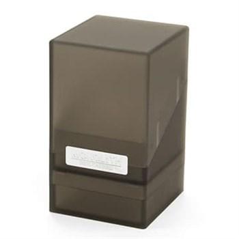 """Коробочка """"Монолит"""" с отделением для кубиков ониксовая (NEW)"""
