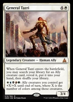 General Tazri FOIL