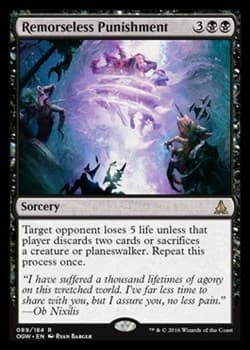 Remorseless Punishment FOIL