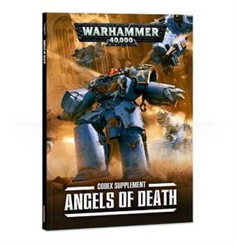Codex Supplement: Angels Of Death (Eng)