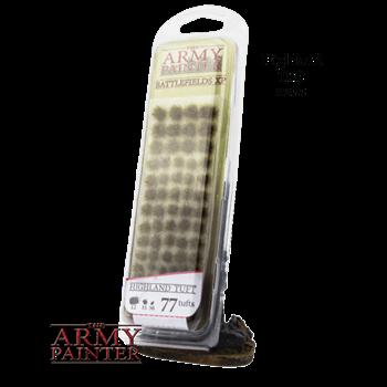 (4126) Highland Tuft (Высокогорная трава)(5)