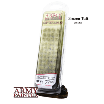 Frozen Tuft (Пучки Травы -0 Подмерзшая)(5)
