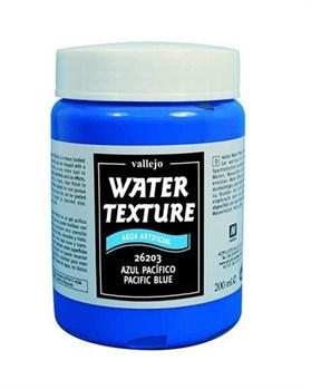 Жидкость для имитации воды / Средиземное Море