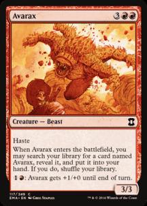 Avarax Foil