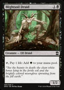 Blightsoil Druid Foil