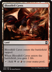 Bloodfell Caves Foil