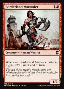 Borderland Marauder Foil