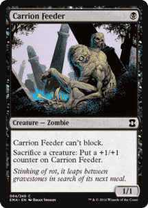 Carrion Feeder Foil
