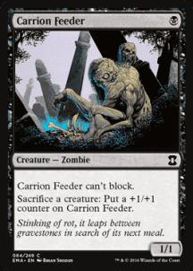 Carrion Feeder Foil