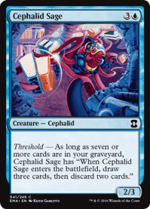 Cephalid Sage Foil