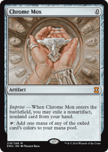 Chrome Mox Foil