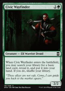 Civic Wayfinder Foil