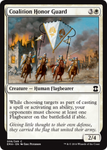 Coalition Honor Guard Foil