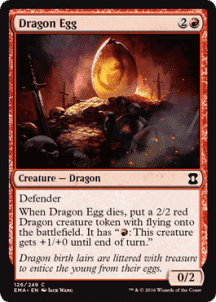 Dragon Egg Foil