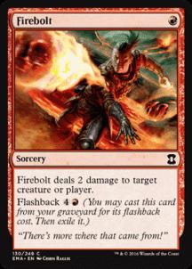 Firebolt Foil