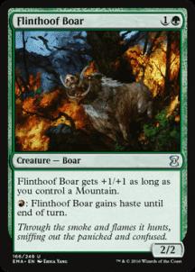 Flinthoof Boar Foil