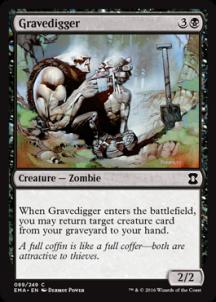 Gravedigger Foil