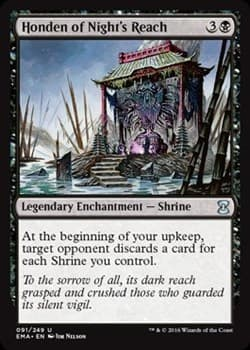 Honden of Night's Reach Foil