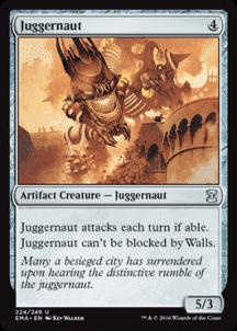 Juggernaut Foil