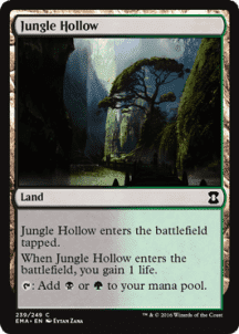 Jungle Hollow Foil