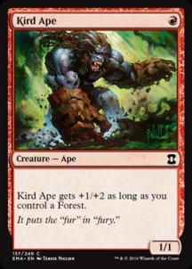 Kird Ape Foil