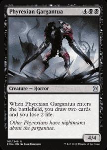 Phyrexian Gargantua Foil