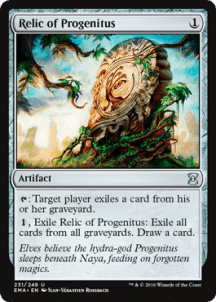 Relic of Progenitus Foil