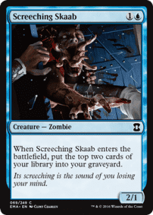 Screeching Skaab Foil