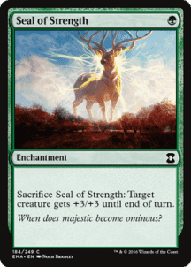 Seal of Strength Foil