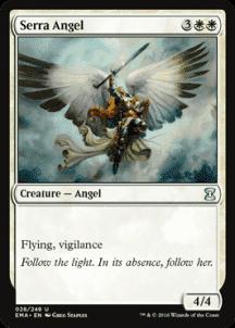 Serra Angel Foil