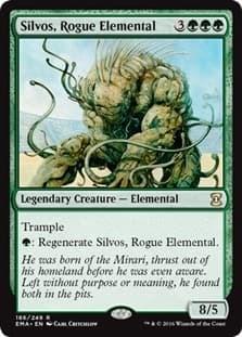 Silvos, Rogue Elemental Foil