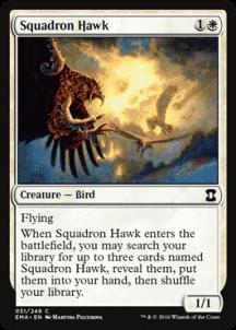 Squadron Hawk Foil