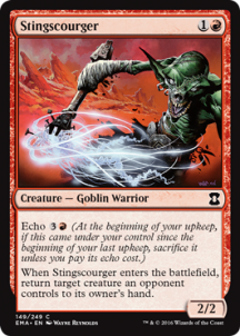 Stingscourger Foil