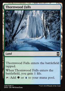 Thornwood Falls Foil