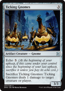 Ticking Gnomes Foil