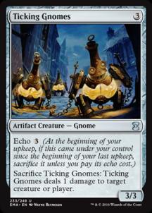 Ticking Gnomes Foil