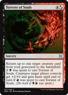 Torrent of Souls Foil