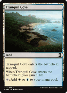 Tranquil Cove Foil