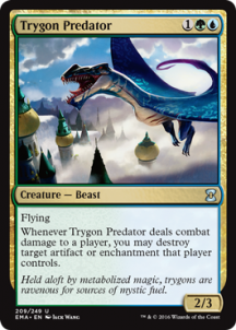 Trygon Predator Foil