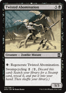 Twisted Abomination Foil