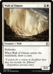 Wall of Omens Foil