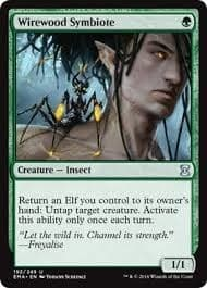Wirewood Symbiote Foil
