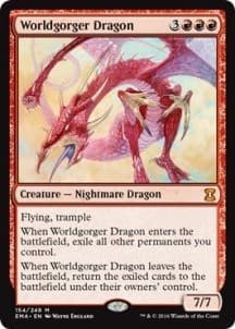 Worldgorger Dragon Foil