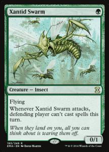 Xantid Swarm Foil