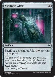 Ashnod's Altar Foil