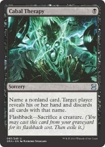 Cabal Therapy Foil