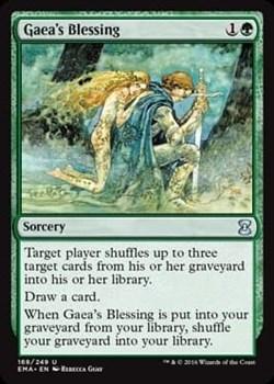 Gaea's Blessing Foil