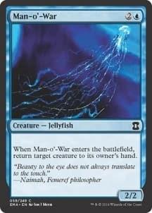 Man-o'-War Foil